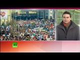 В Грозном сотни тысяч человек прошли маршем в защиту исламских ценностей