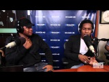 A$AP Rocky Freestyles OFF THE TOP on Sway in the Morning