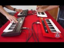 Yamaha Reface Keyboards In Action!