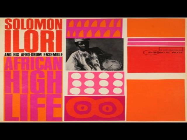 Solomon Ilori And His Afro Drum Ensemble Gbogbo Omo Ibile Going Home