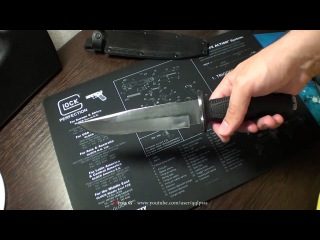 Ш-8: Нож охотничий производство Кизляр
