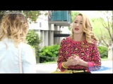 Violetta 3 - Priscila tira a Violetta  - Episodio 66 [Disney HD Argentina]