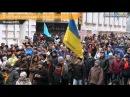 Кількатисячний марш проти «російського терору» у Харкові