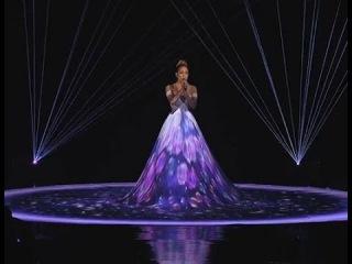 Jennifer Lopez Stunning Dress in Performance