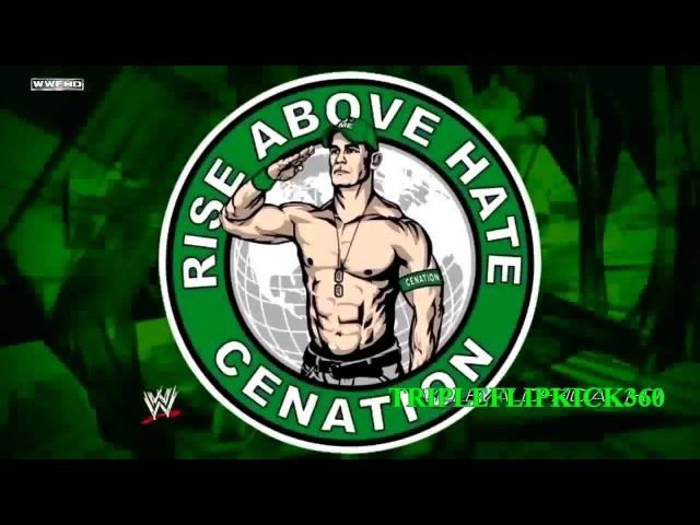 John Cena Theme Song New Titantron 2012 Green Version