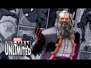 Hodgepodgedude играет Spider-man Unlimited #12 (2 сезон)