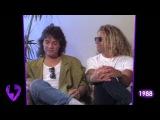 Van Halen The Raw &amp Uncut Interview - 1988