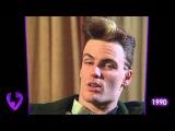 Vanilla Ice The Raw &amp Uncut Interview - 1990