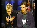 Thom Yorke & Ed O'Brien - MTV Interview 1995 [Radiohead Club]