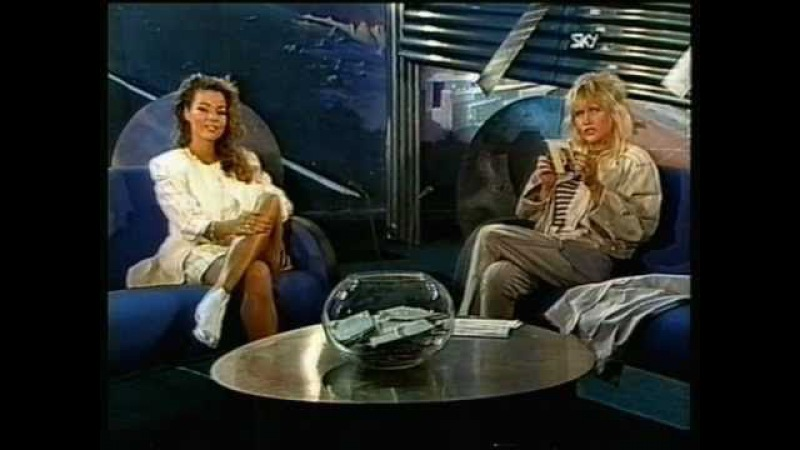 SANDRA - INTERVIEW - Tele 5, Made in Germany (22-08-1988) - HQ