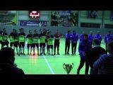 Церемония награждения Кубка ММФЛ