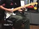 Fender Japan ST 57