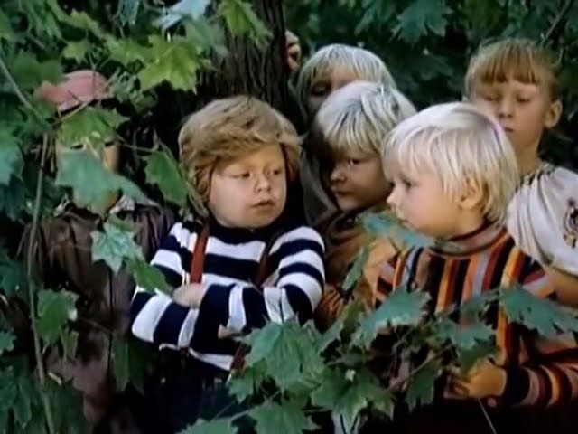 Незнайка с нашего двора 2 я серия 1983