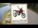 POWERRRR!! then a Rebuild?   Aprilia SXV 450 Supermoto Test Ride