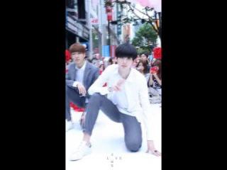 [FANCAM] 26.08.2014 HALO ♥ MBC Drama-Jang Bori is Here #HALO   #HeeCheon