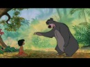 Книга джунглей The Jungle Book - песня Балу