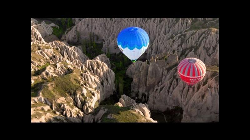 Cappadocia: Hot-Air Balloon Ride