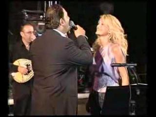 Νατάσα Θεοδωρίδου - Με λές αγάπη - Στέλιος Διονυσί&#959