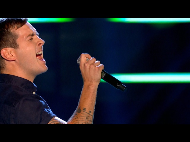 Stevie McCrorie performs 'All I Want' - The Voice UK 2015 Blind Auditions 1 – BBC One