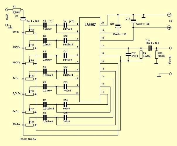 эта схема пожходит для m5229p