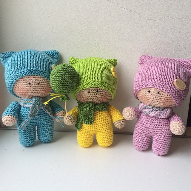 Amigurumi Knits Download : 1000+ images about Amigurumi on Pinterest Crochet ...
