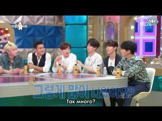 [Sapphire SubTeam] 150715 Radio Star Ep. 434 с Super Junior (рус.саб)