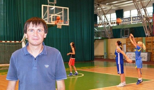 В Івано-Франківську тренується жіноча збірна України з баскетболу 16