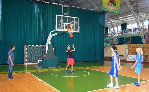 В Івано-Франківську тренується жіноча збірна України з баскетболу 18