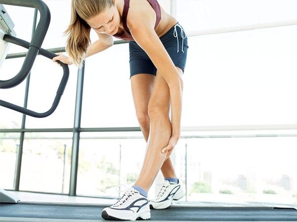 Как сделать чтобы не болели мышцы на ногах