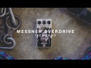 Walrus Audio Messner Overdrive Technical Demo