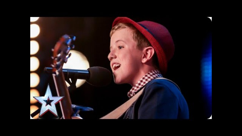 Will singer Henry get the girl AND go to the final Audition Week 2 Britain's Got Talent 2015