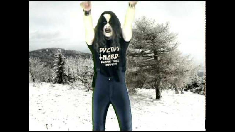 Imse Vimse Spindel (black metal winter fun)
