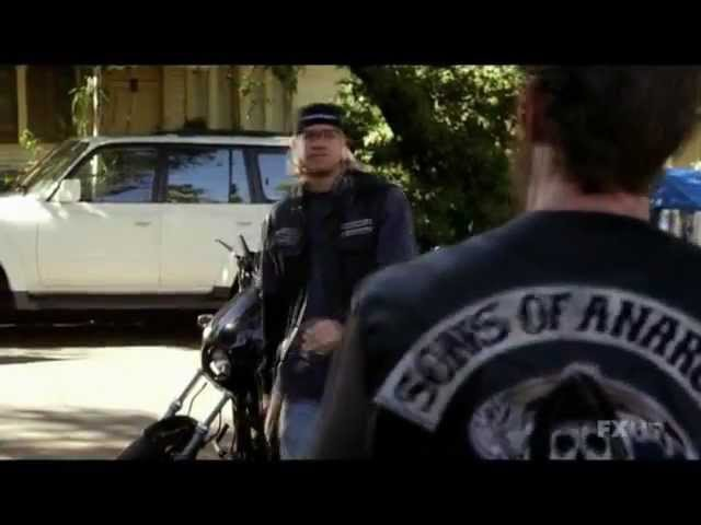 Sons of Anarchy - Born to raise hell