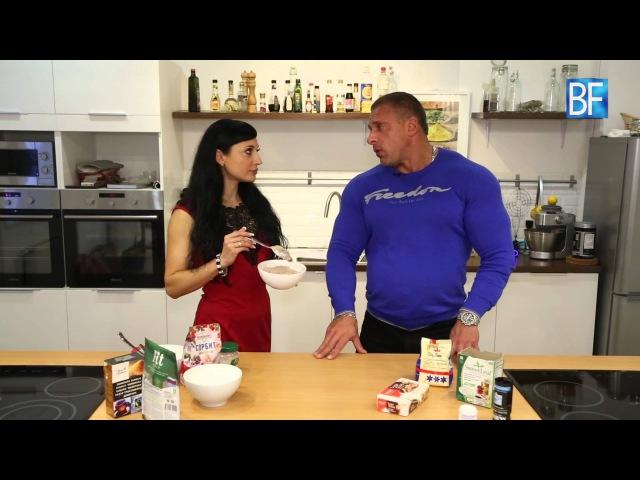 Станислав Линдовер и Зина Руденко о сахарозаменителях в рубрике Фитнес начинается с кухни