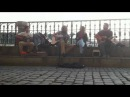 Clandestino (street acoustic Manu Chao cover ) by Prague street musicians