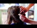 Прическа за 10 минут - легко! или Как легко и красиво собрать волосы в стильную прическу.