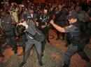 RJ Trabalhadores e estudantes resistem bravamente ao ataque da PM