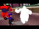 [MMD] [Big Hero] [Hiro/Baymax] LUVORATORRRRRY!