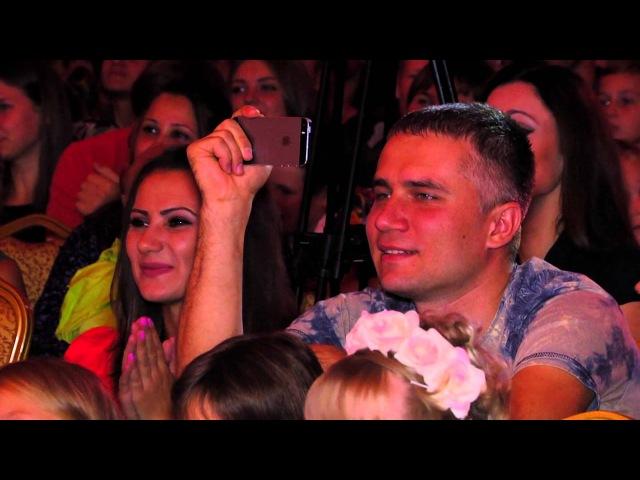 Благотворительный концерт Дари Добро 2015, г.Одесса. Часть 2 Побережник Алинка