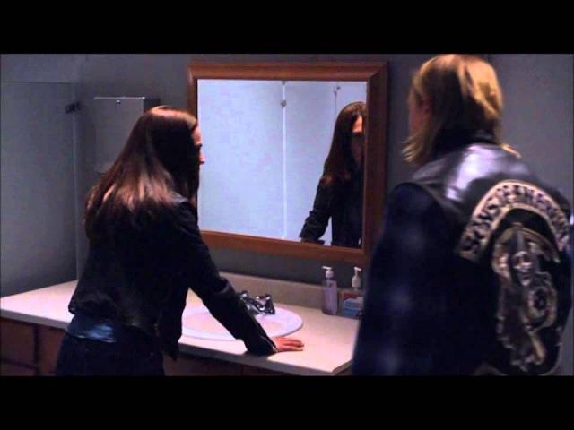 Jax Teller SOA Bathroom