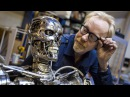 Adam Savage's Terminator T-800 Endoskeleton