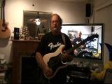 Fender Stratocaster reconditioned MIJ 1985-86 circa Fender MIJ A series, HH config..VOB