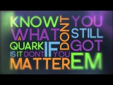 Strange Charm A Song about Quarks