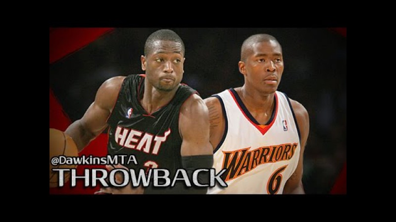 Dwyane Wade vs Jamal Crawford Full Highlights 2008.12.01 Heat at GSW -77 Pts, 20 Assists Combined!