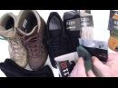 Выбор носков для ношения вместе с обувью с мембраной «Gore-Tex».