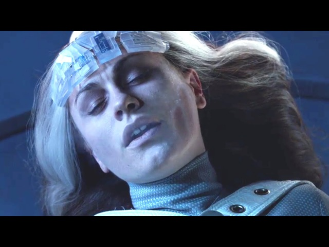 X-MEN: DAYS OF FUTURE PAST - THE ROGUE CUT Movie Clip - Wake Up (2015) Anna Paquin Movie HD