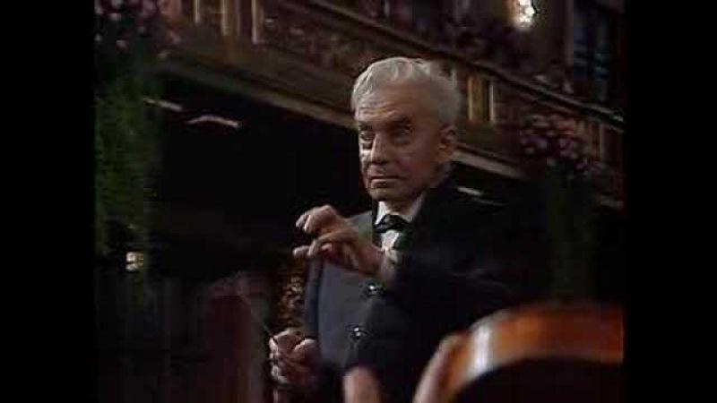 Strauss Perpetuum mobile Karajan