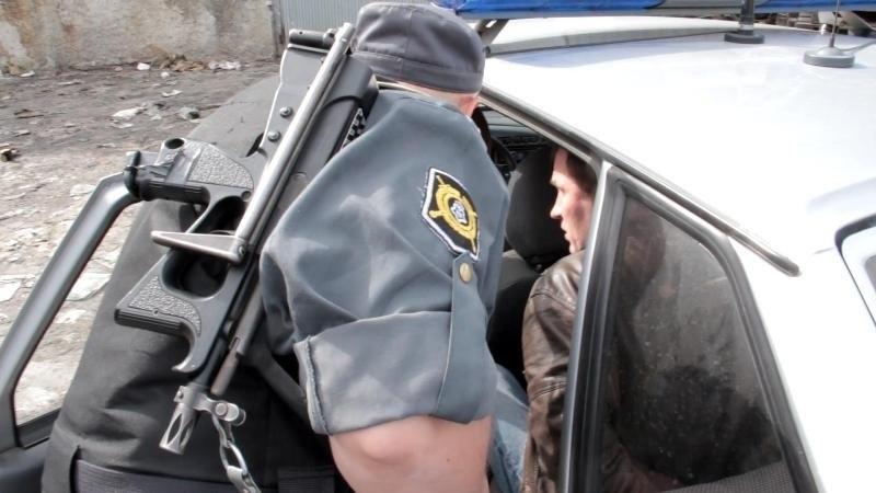 Полицейские задержали автомобильного вора-рецидивиста из пригорода Таганрога