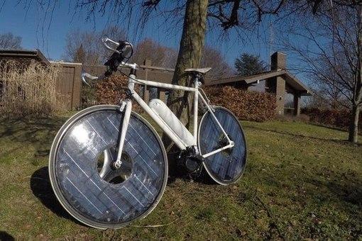 аккумулятор на солнечной батарее solar power bank