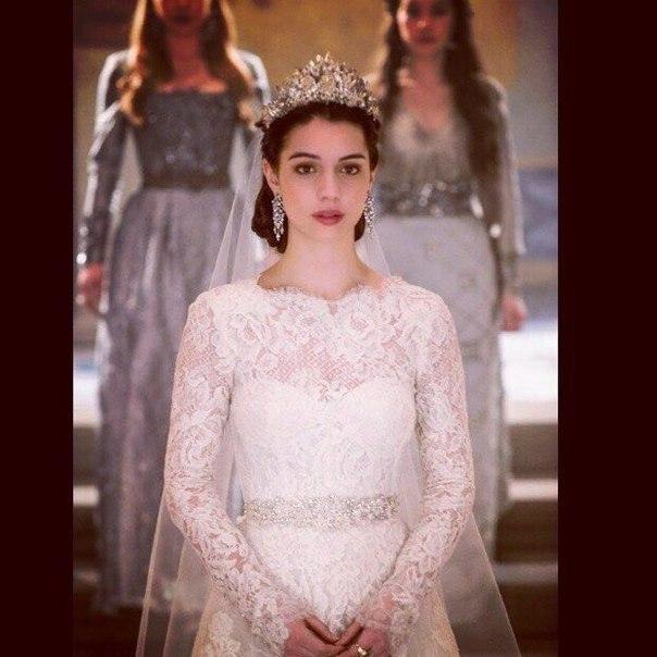 Платье свадебное мария